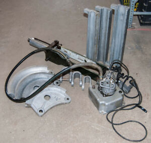 Greenlee #882  EMT hydraulic bender