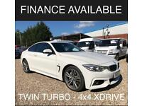 2014 BMW 4 Series 3.0 435d M Sport Coupe 2dr Diesel Automatic xDrive (146