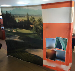 Trade Show Booth Frame (Cloth covering not included)