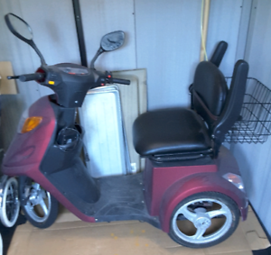 Scooter 2016 Model Mission