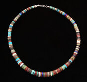 Santo Domingo Pueblo, Necklace