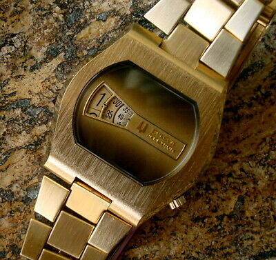 Bulova Accutron Direct Read Rare NOS Condition