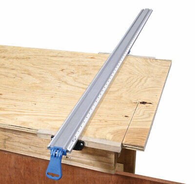 E. Emerson Tool  Straight Edge Clamping Tool Guide  50 in. L
