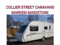 2008 swift bridgemere special edition 4 berth caravan