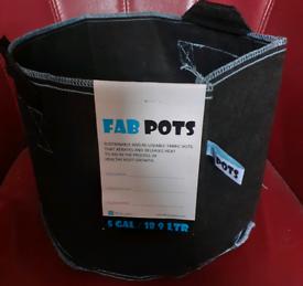 Grow Bags Fab Potts 5Ltr