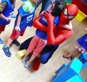 K-W Spider-Man superhero birthday party appearance Kitchener / Waterloo Kitchener Area image 4