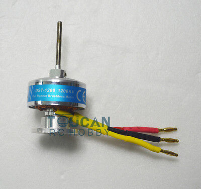 Brushless DST-1200KV Motor Of TOP P51D Mustang RC Propeller Plane Model for sale  Shipping to Canada