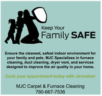 $99 Furnace and Duct Cleaning Spring Special!