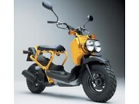 Honda ZOOMER wanted