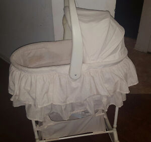 Safety first bassinet