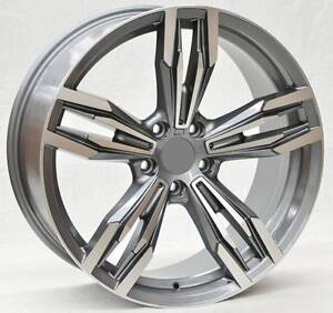 """20"""" BMW M Sport Style Wheels & Tyre BMW 5 SeriesE39,E60,F10 6 Se Ferntree Gully Knox Area Preview"""