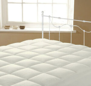 Microplush King Mattress Pad NEW