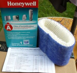 NEW Honeywell A Filters for humidifiers