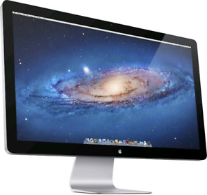 Apple Thunderbolt display 27 pouces presque neuf