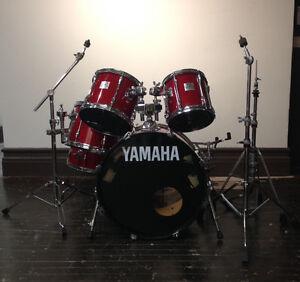 Yamaha Power V Special Drum Set