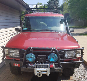 1998 Land Rover Discovery LE SUV, Crossover