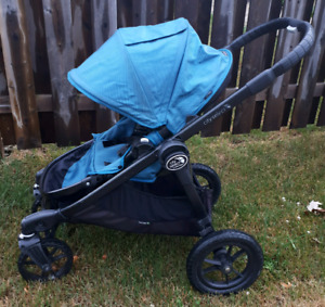 Baby Jogger City Select stroller teal
