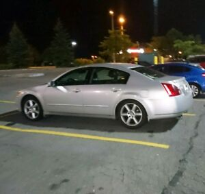 Nissan maxima for sell as is