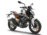 KTM 125 Duke 2018 *Brand new unregistered with 0% Finance & 500 Powerparts!*