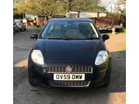Fiat grand punto active for sale, 1.4 litre, 1 year MOT, service history, drives like new.