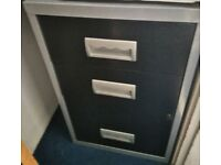 Steel chest for moving out sale