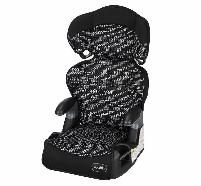 Convertible Safety Car Seat 2in1 Baby Kids Chair Toddler Hig