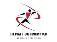 Glasgow's Premier Fitness Food Company requires experienced, passionate chefs.
