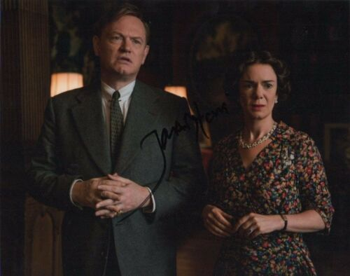 Jared Harris The Crown Autographed Signed 8x10 Photo COA #13
