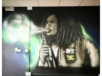 Muralist ,airbrush artist with many years of experience!