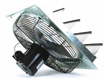 Dayton 16 Inch Shutter Exhaust Fan 1hla3