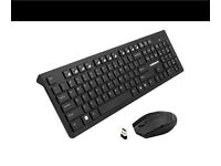 Combo Set, Kany Keyboard and Mouse Wireless BRAND NEW