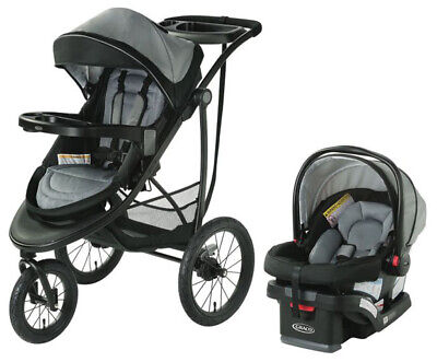Graco Baby Modes Jogger SE Travel System Stroller with Infant Car Seat Codey