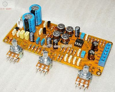 DIY HIFI Tone preamp kit base on UK NAD preamplifier (Op amp version) for sale  Shipping to Canada