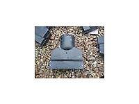 Telescopic brick air vents/caps