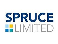 Office fit out services across Epsom, Guildford, London and Surrey. Spruce Ltd, Epsom 01372 748 248