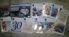 Boating Lifestyle Magazines - the lot for $25 Gosnells Gosnells Area Preview