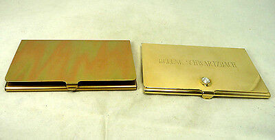 Two Beautiful Name Card Holder