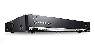 Amcrest 960H HD 8CH 1TB DVR Security Camera DVR System - 800TVL+ DVR only System