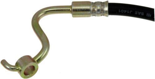 Pink Hose /& Stainless Banjos Pro Braking PBF4561-PNK-SIL Front Braided Brake Line