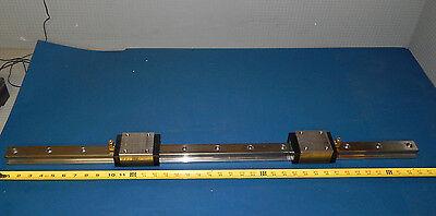 Star 1621-322-10 Linear Slide Rail With Runner Block Linear Bearings 162132210