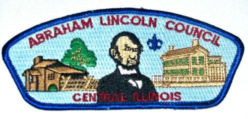Abraham Lincoln Council (IL) SA7 CSP  BSA