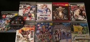 PlayStation 3 + 18 games  London Ontario image 6