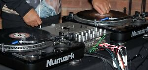 I can play music at your event