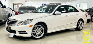 2013 Mercedes Benz E-Class AMG|NAVI|CAM|PANO ROOF|NO ACCIDENT|H/