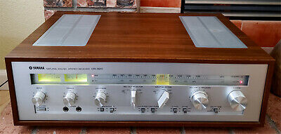 Yamaha CR620 Natural Sound Receiver, Near Mint Recapped, LED