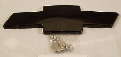 94-98 Chevy CK, 94-00 Tahoe/Suburban Front BLACK Bowtie Grille Emblem 96017K