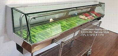 Yoshimasa Sushi Display Case Eichi-6m 72 Remote Style Case Only