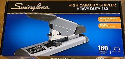 Swingline Heavy Duty Stapler 160 Sheet High Capacity Durable Office Desk St...