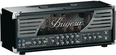 Bugera 333XL Boutique-Style 120-Watt 3-Channel Valve Amplifier Head with Reverb