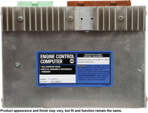 Engine Control Module/ECU/ECM/PCM-Powertrain Control Module fits 1991 SL1 1.9L